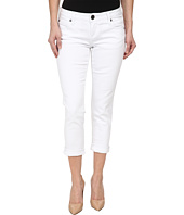 KUT from the Kloth - Petite Catherine Boyfriend in White