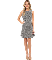 Jack by BB Dakota - Poet Animal Patterned Jacquard Knit Dress