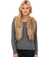Jack by BB Dakota - Azza Faux Fur Cropped Vest