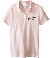 Lacoste Kids - Peanuts Lucy Polo (Toddler/Little Kids/Big Kids)