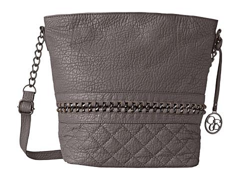 Jessica Simpson - Margaret Crossbody (Slate Grey) Cross Body Handbags