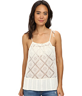Roxy - Little Geiger Crochet Tank Top