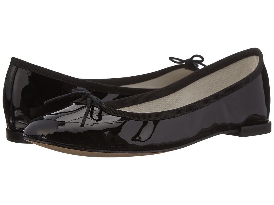 Repetto Cendrillon (Noir 2 (Black 2 Patent Leather)) Women