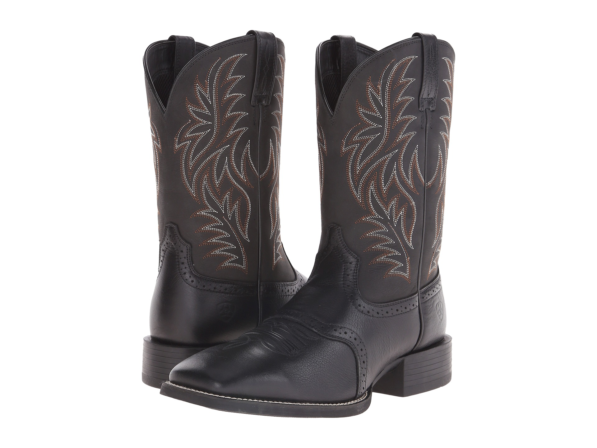 Ariat Sport Western Wide Square Toe at Zappos.com