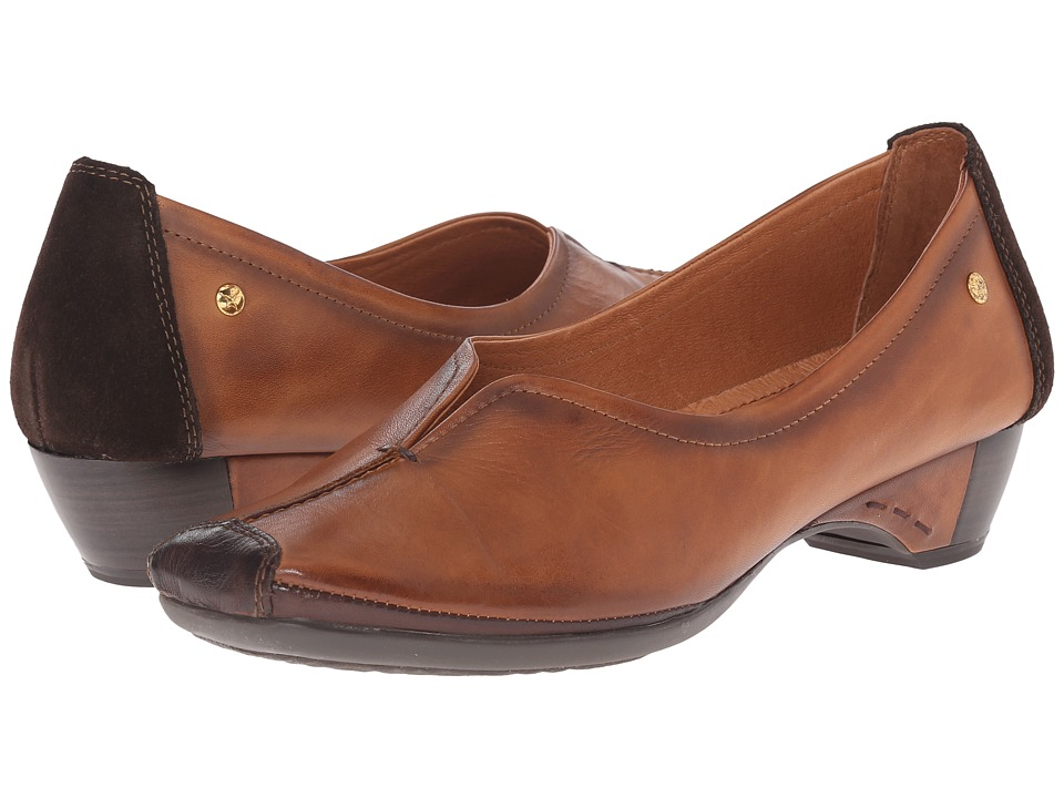 Pikolinos - Gandia 849-7036C1 (Brandy) Womens Shoes
