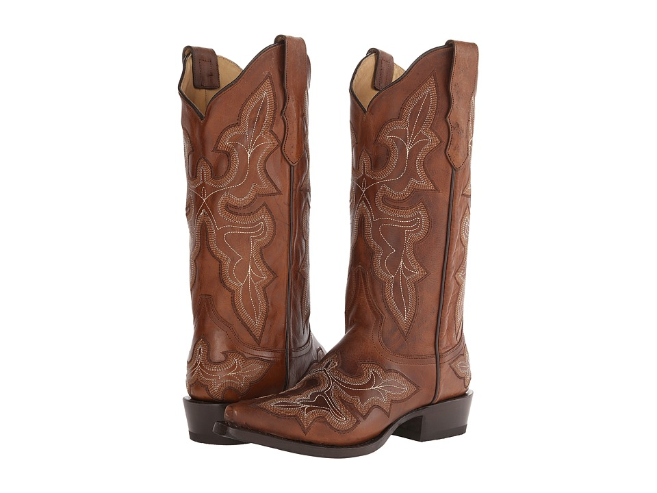 Stetson Jess (Burnished Tobacco) Women