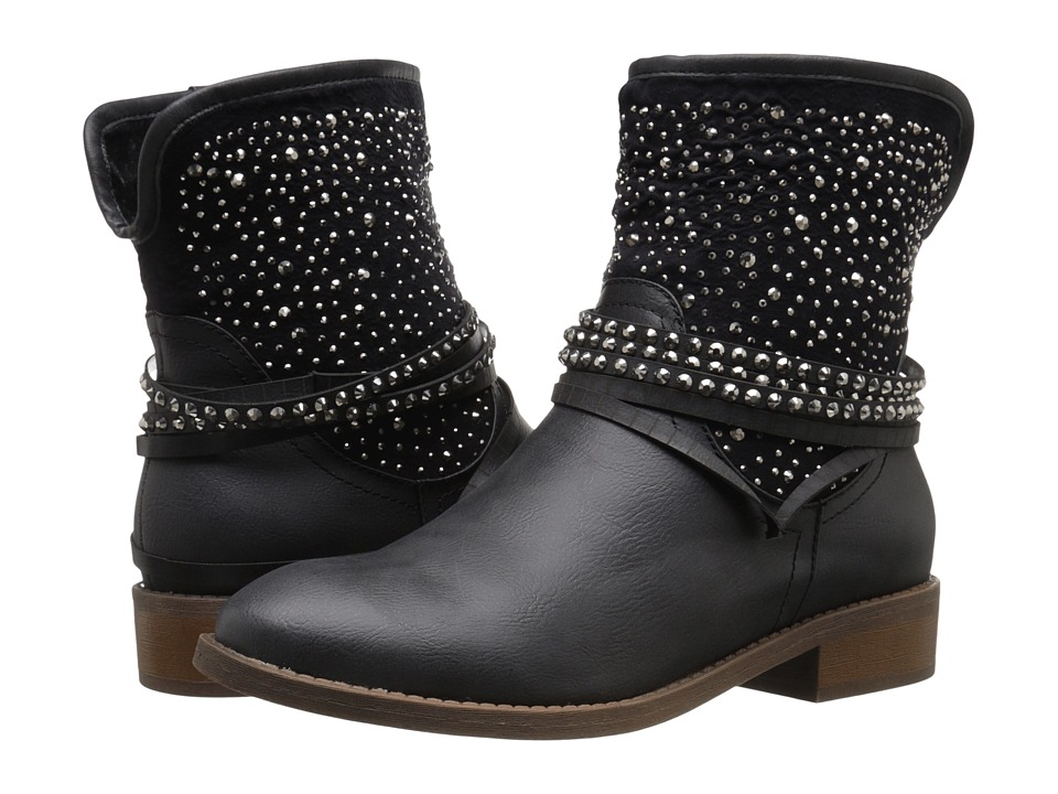 Roper - Skye (Black) Cowboy Boots