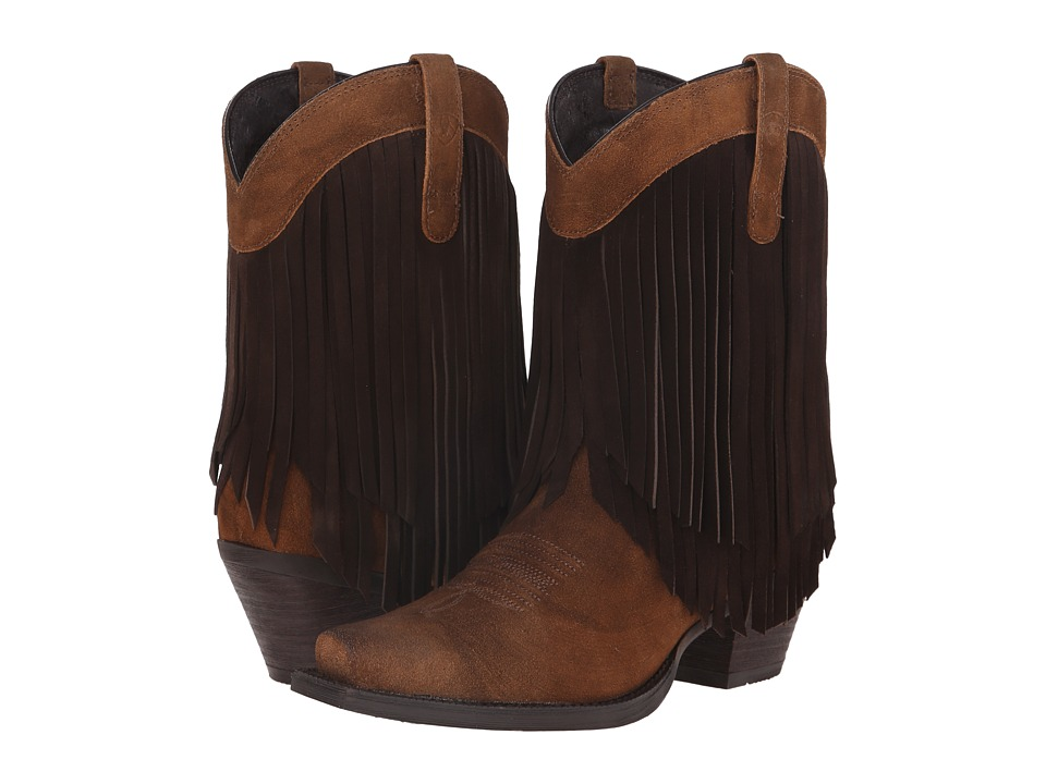 Ariat Gold Rush (Antique Mocha/Chestnut) Women