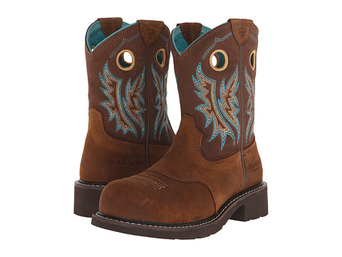 Ariat Fatbaby Cowgirl Composite Toe - Fireside/Tan