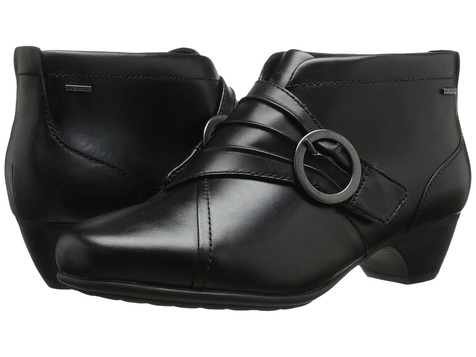 Aravon Peggy-AR (Black) Women's  Shoes