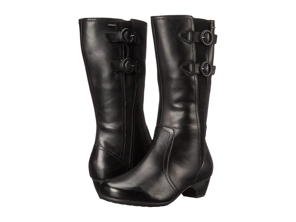 Aravon - Pauline-AR (Black) Women's Boots