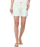 Seven7 Jeans - Roll Shorts in Mint Hint