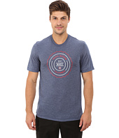 TravisMathew - RED Wood Crew T-Shirt