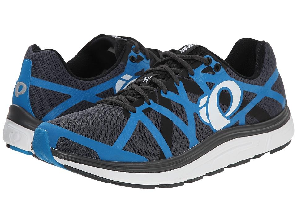 Pearl Izumi EM Road H 3 v2 Shadow Grey/Blue Methyl Mens Running Shoes