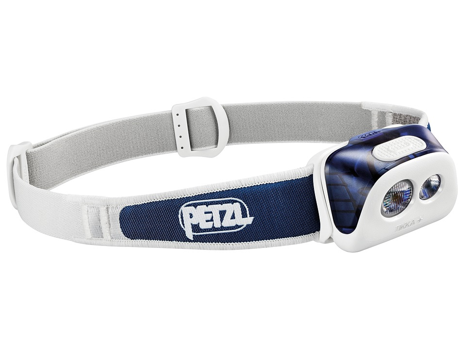 Petzl Tikka Blue Outdoor Sports Equipment