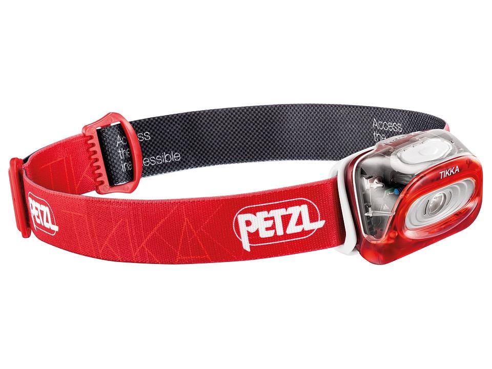 Petzl Tikka Red Outdoor Sports Equipment