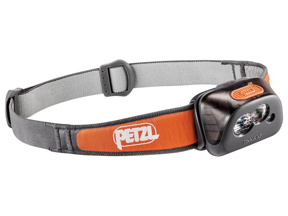 Petzl Tikka XP Orange Outdoor Sports Equipment
