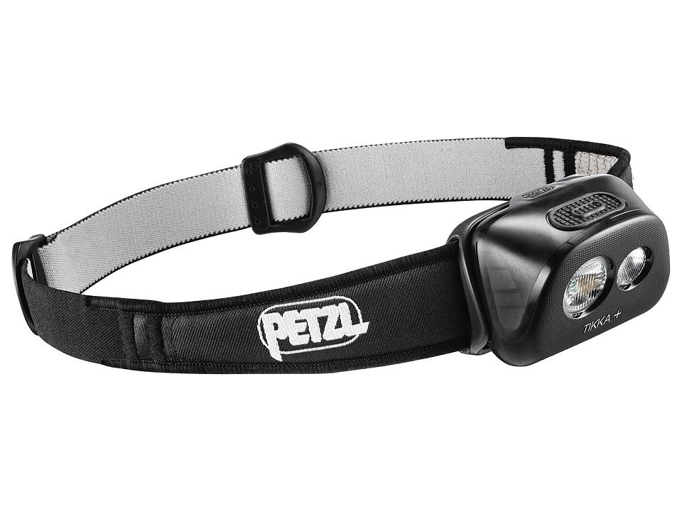 Petzl Tikka Black Outdoor Sports Equipment