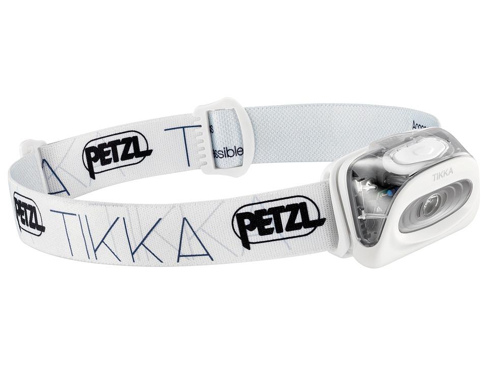 Petzl Tikka White Outdoor Sports Equipment