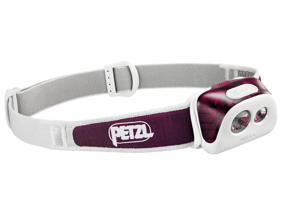 Petzl Tikka Violet Outdoor Sports Equipment