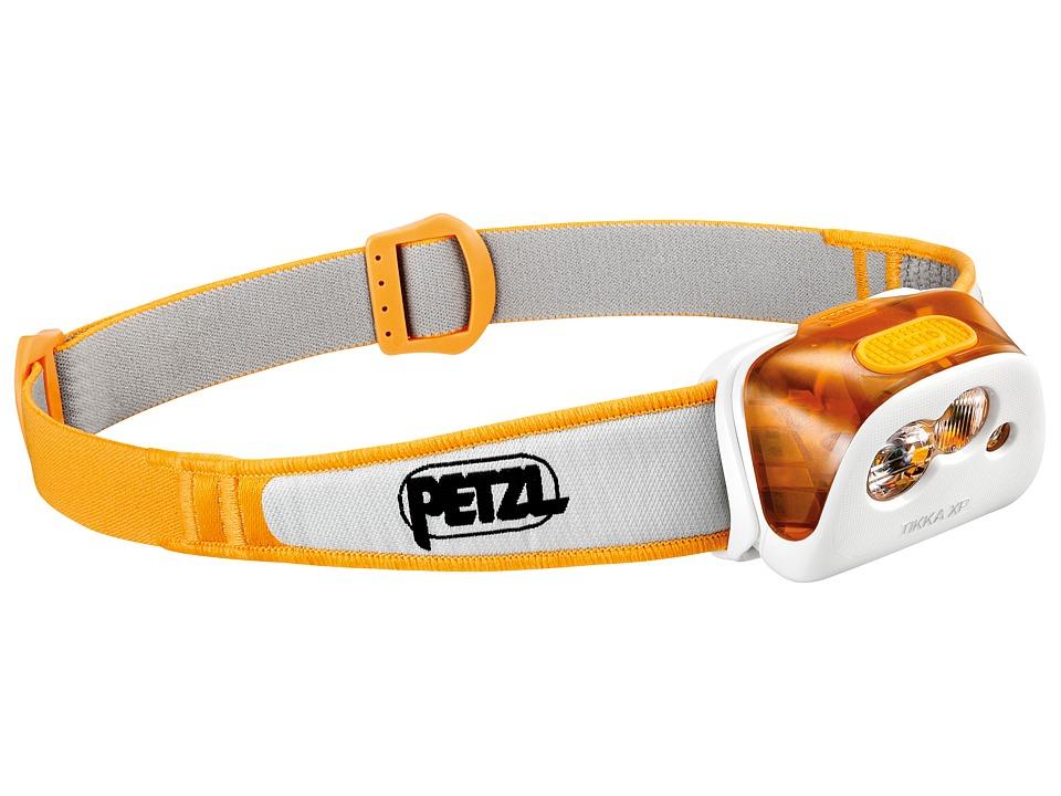 Petzl Tikka XP Turmeric Outdoor Sports Equipment