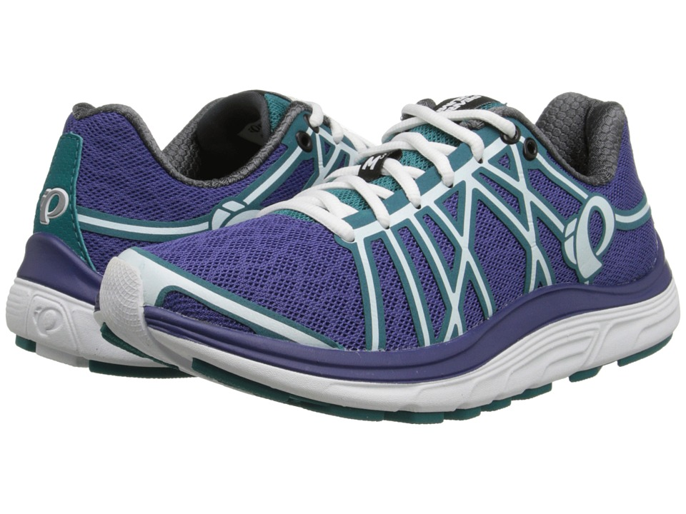 Pearl Izumi EM Road M 3 v2 Deep Wisteria/Algiers Blue Womens Running Shoes