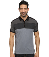 Calvin Klein - Tri Color Blocked Polo