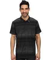 Calvin Klein - Horizontal Ombre Stripe Woven Shirt