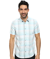 Calvin Klein - Medium Plaid Multi Check Short Sleeve Woven Shirt