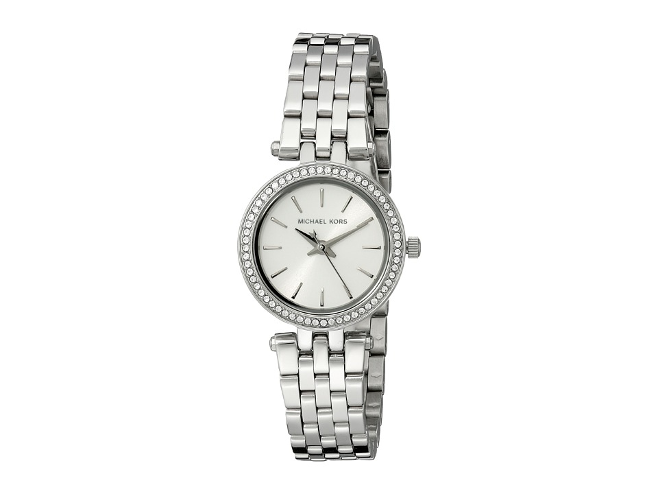 Michael Kors - MK3294 - Petite Darci (Silver) Watches
