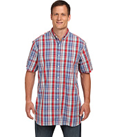 Nautica Big & Tall - Big & Tall Short Sleeve Plaid