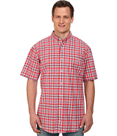 Nautica Big & Tall - Big & Tall Short Sleeve Med Plaid
