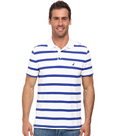 Nautica - Short Sleeve Stripe Polo