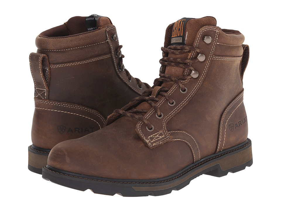 Ariat Groundbreaker 6 (Brown) Men