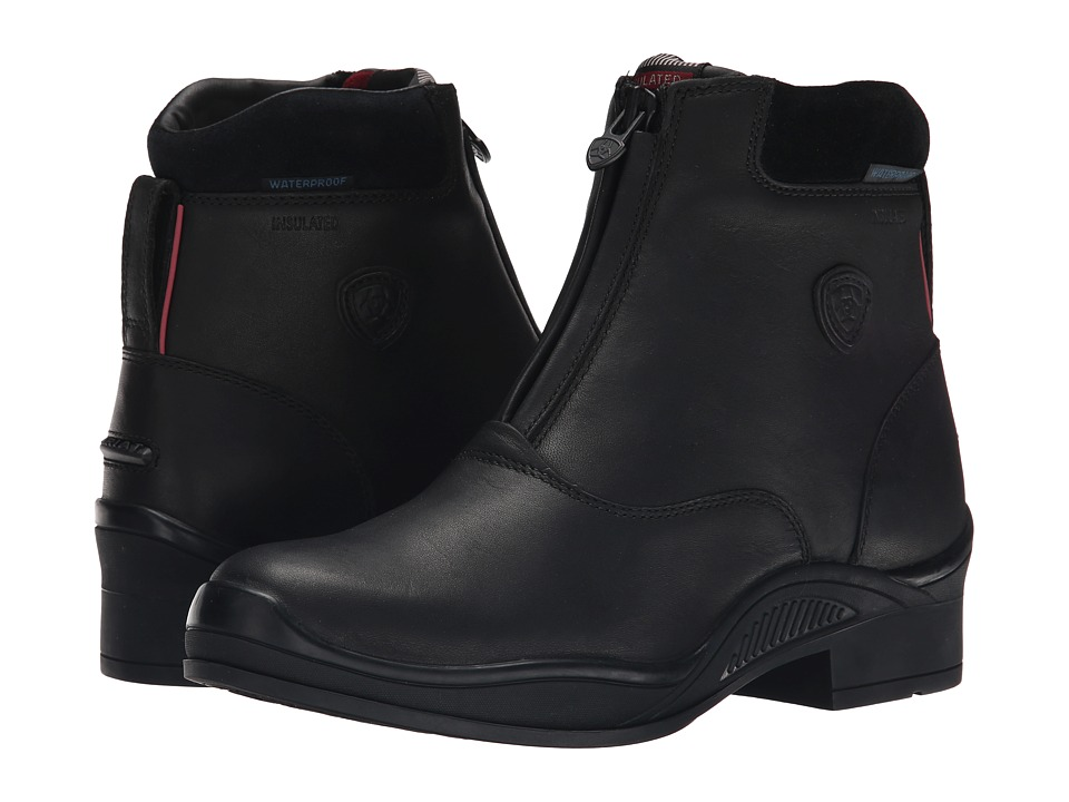 Ariat - Extreme Paddock H2O Insulated (Black) Women