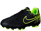 Nike Kids Jr Tiempo Genio Leather Firm Ground Soccer