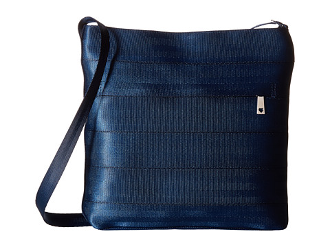 Harveys Seatbelt Bag Streamline Crossbody - Indigo