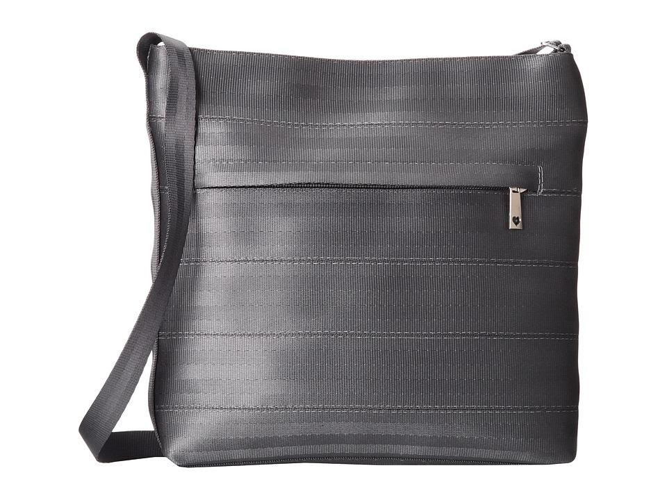 Harveys Seatbelt Bag - Streamline Crossbody (Storm) Cross Body Handbags