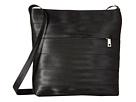 Harveys Seatbelt Bag Streamline Crossbody (Salvage Black)