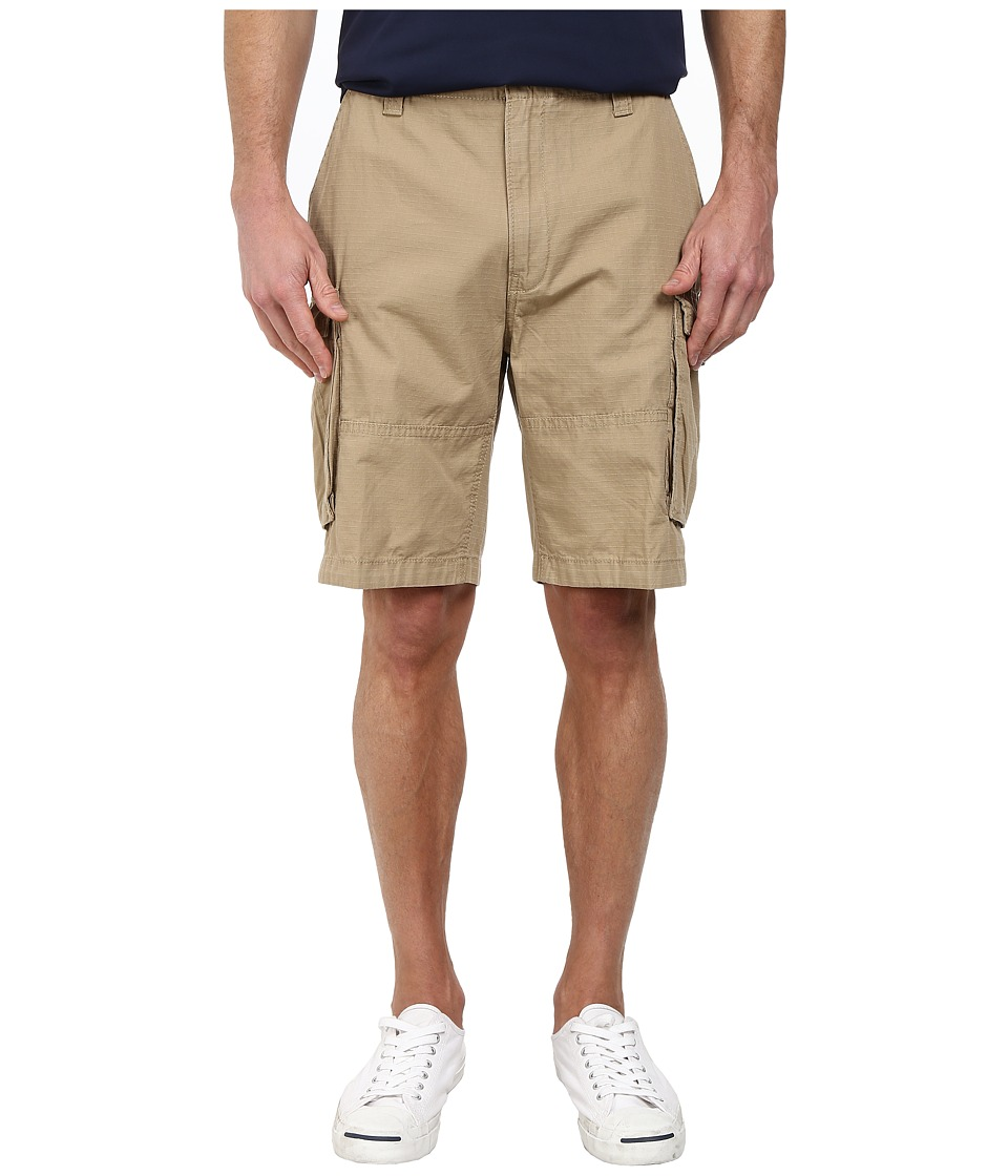 Nautica Ripstop Cargo Shorts (Tuscan Tan) Men