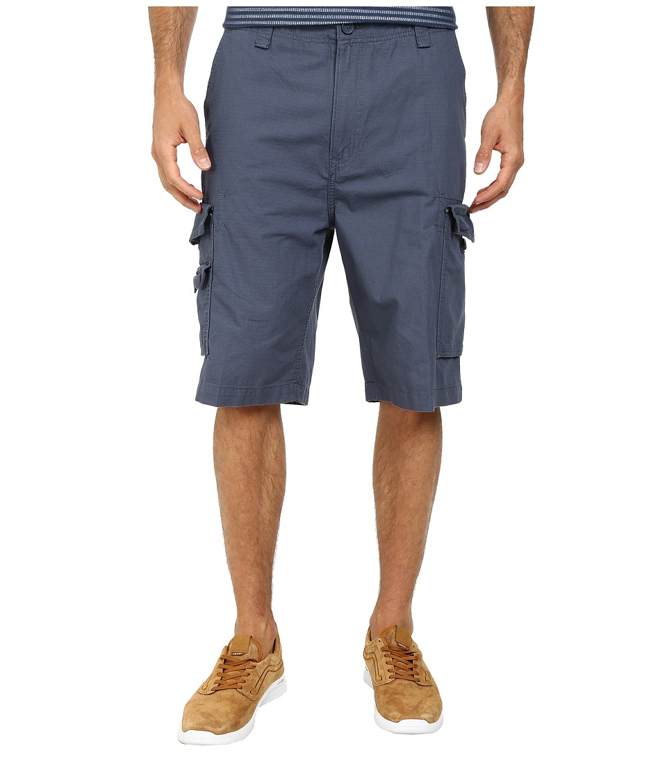 Nautica Ripstop Cargo Shorts (Atlantic Blue) Men