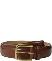 Cole Haan - 32mm Spazzolato Feather Edge Stitched Strap
