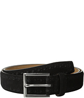 Cole Haan - 32mm Feather Edge Stitched Strap with Perforated Detail