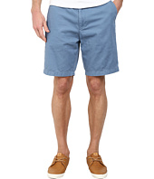 Nautica - Fashion Color Of Anchors Flat Front Deck Shorts