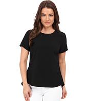 MICHAEL Michael Kors - Petite Shirt w/ Back Peplum