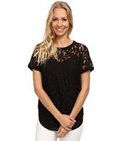 MICHAEL Michael Kors - Paisley Lace T-Shirt