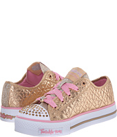 SKECHERS KIDS - Shuffles 10511L Lights (Little Kid/Big Kid)