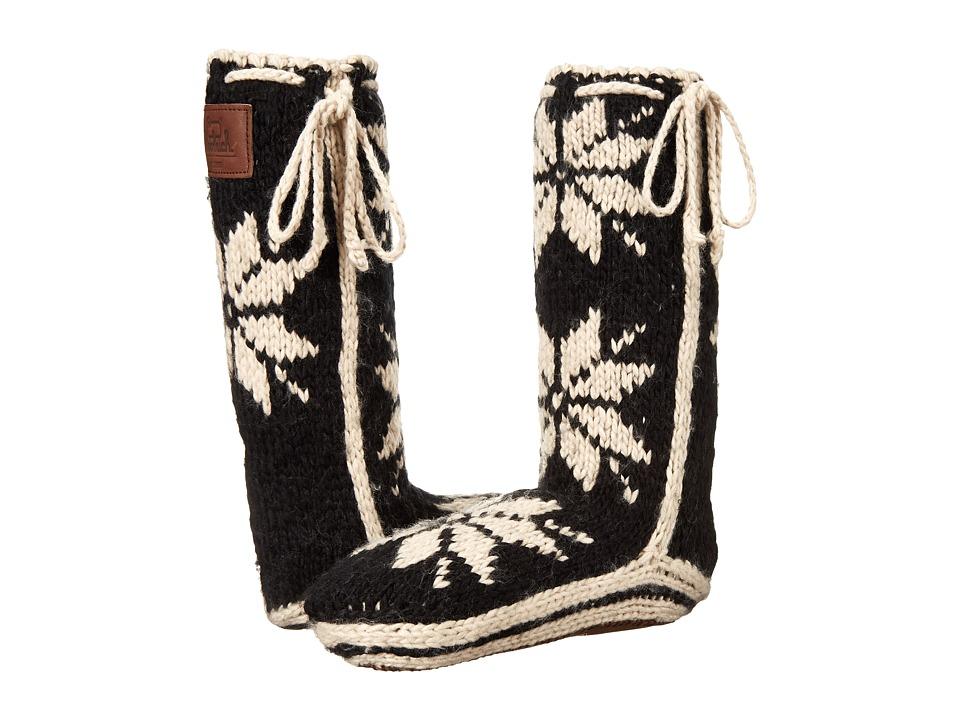 Woolrich Chalet Sock (Black) Women