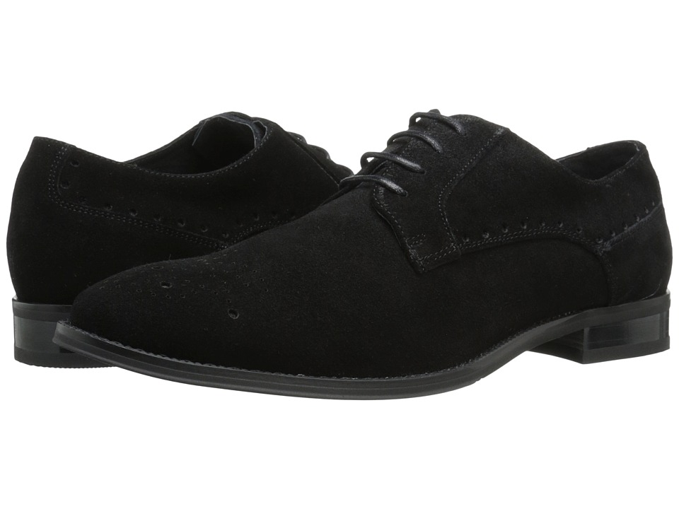 Stacy Adams - Kensingston (Black Suede) Men
