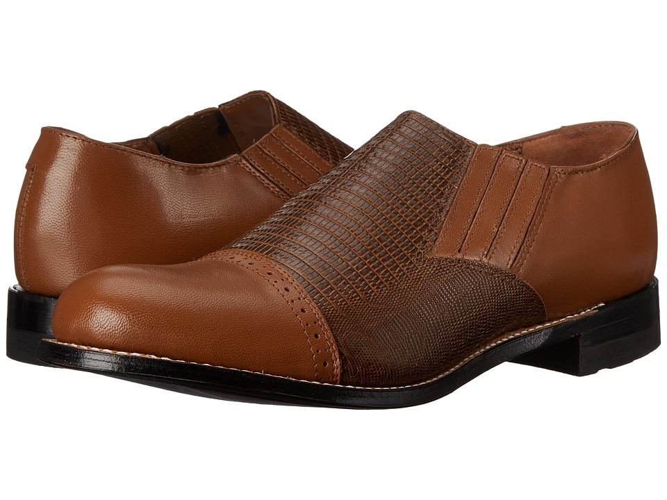 Stacy Adams Madison (Tan) Men's Shoes